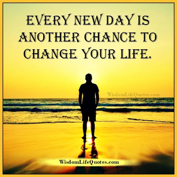 Another Day Of Life Quotes: Wisdom Life Quotes