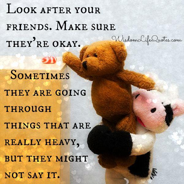 Friendship Quotes For Friends Going Through Hard Times : Through hard times quotes like success